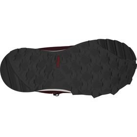 adidas TERREX Snow Climaproof Climawarm Buty High-Cut Dzieci, active maroon/core black/maroon